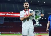توافق ترابزون اسپور با مدافع آرژانتینی/جدایی حسینی از تیم ترکیهای قطعی شد؟