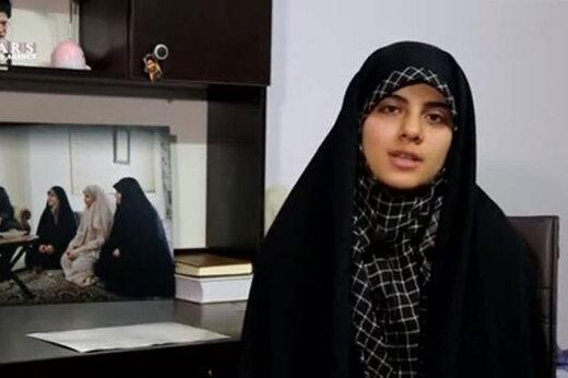 ببینید | ناگفته هایی از دیدار دختر شهید محرابی با شهید حاج قاسم سلیمانی!