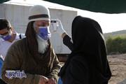 تصاویر | میرباقری با کمک تبسنج و شیلد و ماسک دوباره سلمان فارسی را کلید زد