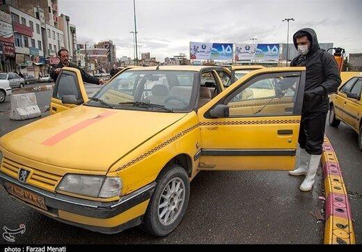 فوت ۴۳ راننده تاکسی درون شهری به دلیل ابتلا به کرونا