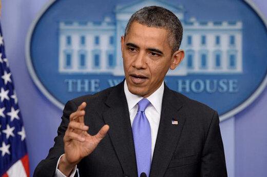 اوباما بار دیگر آمریکاییها را به رای دادن تشویق کرد