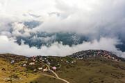 تصاویر | سفر به بالای اقیانوسی از ابر در ۲۰۰ کیلومتری تهران