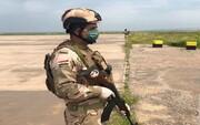 حمله ارتش عراق به مواضع داعش