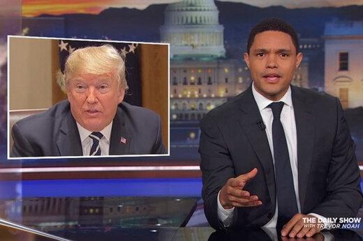 ببینید | عصبانیت مجری آمریکایی از ولخرجی ترامپ