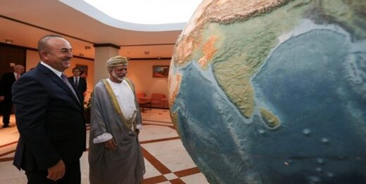 ترکیه در عمان پایگاه نظامی احداث میکند؟