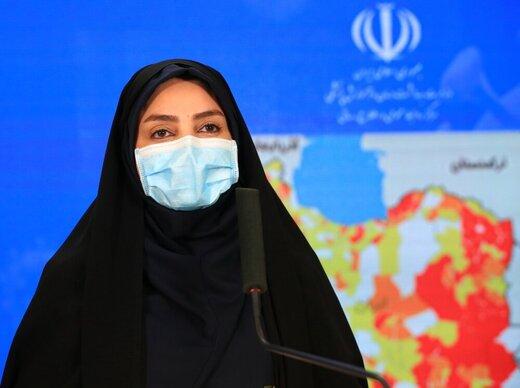 واکنش وزارت بهداشت به آمار منتشر شده توسط رسانههای بیگانه از مبتلایان کرونا در ایران