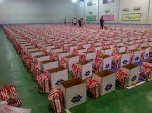 ۱۵۰۰۰ بسته بهداشتی به نیازمندان استان گلستان اهدا میشود