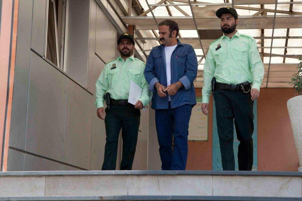 انتشار اولین تصاویر از سریال دهنمکی/ هومن برقنورد و بهنوش بختیاری بازیگران جدید «دادِستان»