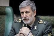 ارتقای توان موشکی ایران از زبان وزیر دفاع