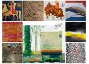 استقبال از آثار جوانان در نمایشگاه «صد اثر صد هنرمند»