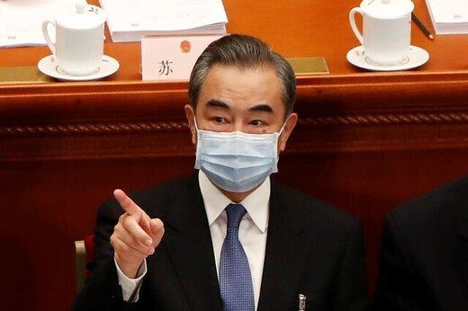 وانگیی:چین مخالف این بازی شیطانی است