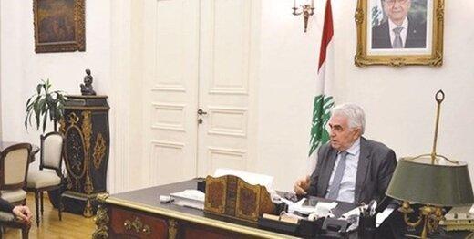 وزیر خارجه لبنان کنارهگیری میکند؟