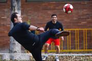 واکنشهای تند علی کریمی به محکومیت فدراسیون فوتبال/عکس