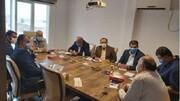 برگزاری نشست هم اندیشی بررسی مشکلات کارفرمایان و کارگران شرکت بهین پالایش قشم