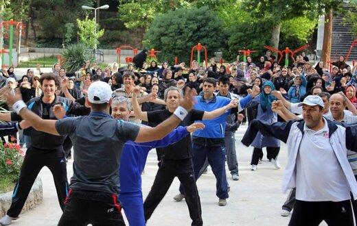رئیس هیئت ورزشهای همگانی همدان: پویش مردمی «آماده باش» در استان همدان برگزار میشود