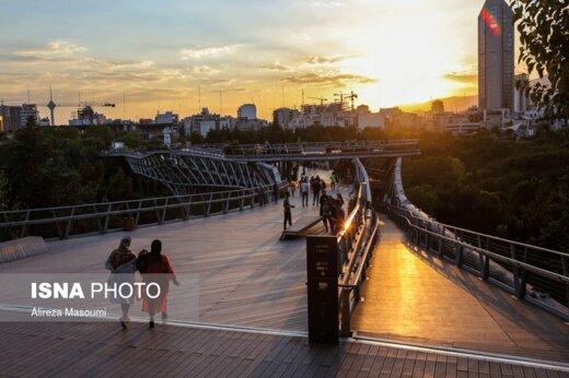 تصاویر | فراغتهای خیابانی زیر سایه کرونا