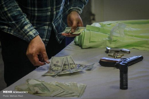 رشوه به دلار هم نتوانست قاچاقچی را رها کند
