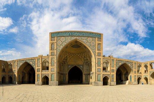 ببینید | دیدنیهای مسجد حکیم به روایت تصویر