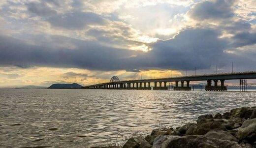 حجم آب دریاچه ارومیه به کمتر از ۴میلیارد مترمکعب رسید
