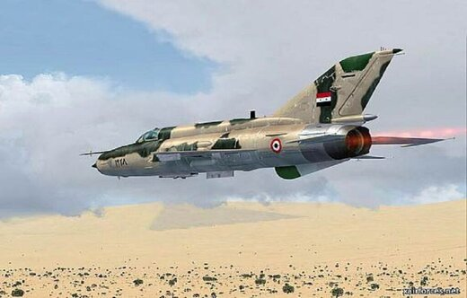 جنگندههای سوری انبار مهمات جبههالنصره را نابود کردند