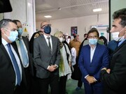 بازدید سفیر اتریش از شرکت های سینره و زردبند در کهگیلویه و بویراحمد