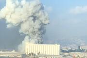 جزئیات اخبار انفجار بیروت به روایت العالم