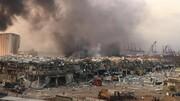 اولین تصاویر از خسارت انفجار مهیب بیروت/عکس