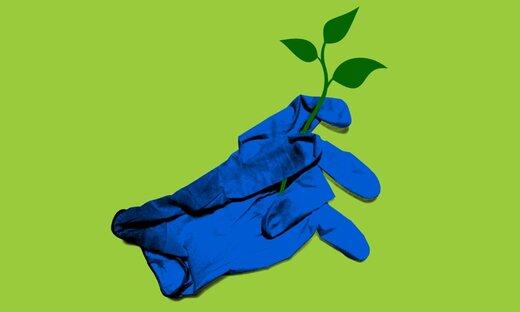 چگونه از شر آلودگیهای ماسک، دستکش، ژل ضدعفونی  و ... راحت شویم؟