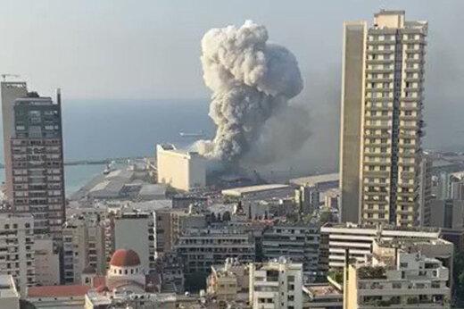 آیا انفجار بیروت به وسیله لیزر از سوی رژیم صهیونیستی انجام شد؟