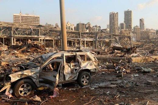 ببینید | پشت پرده انفجار مهیب بیروت