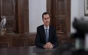 واکنش بشار اسد به حادثه دلخراش بیروت