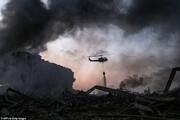 تاثیر مخرب انفجار بیروت؛ کمتر جنگی نظیر آن را به خود دیده است