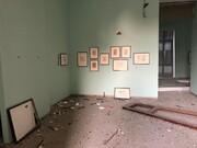 گالریهای بیروت به شدت آسیب دیدند