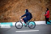 تکذیب ممنوعیت استفاده زنان از دوچرخه در مشهد با صدور دستور قضایی
