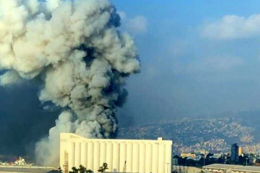 ببینید   تصاویر هولناک از آثار انفجار مهیب بیروت