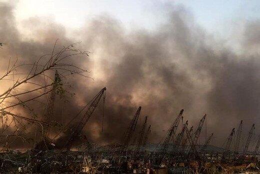 واکنش الکاظمی و برهم صالح به انفجارهای بیروت