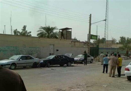 اطلاعیه مهم قرارگاه قدس نیروی زمینی سپاه درباره انفجار زاهدان