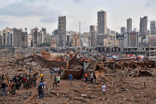 آغاز جلسه فوقالعاده کابینه لبنان درباره انفجار بیروت