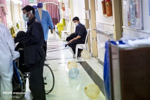 بسیاری با یک عطسه به بیمارستان میآیند، کرونا میگیرند و میروند