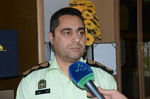 سارق خودروهای مدل پائین در اراک دستگیر شد