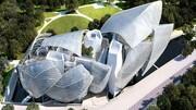 موزهای که به بادها تکیه میزند/ با نمای خاص لوئیز ویتون آشنا شوید