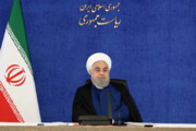 Rouhani: Correspondents should spread happiness across country