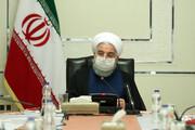 روحانی: رعایت نکردن اصول بهداشتی، مستلزم مجازات است