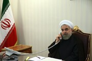 Rouhani: US not entitled to JCPOA mechanisms