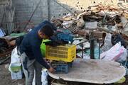 ضرورت انتقال ضایعاتفروشان قزوین به خارج از شهر