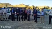 بازدید نمایندگان خانه احزاب از دو پروژه مهم عمرانی استان کردستان