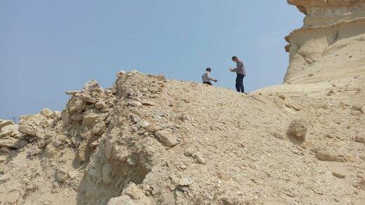 رفع تصرف از اراضی ملی قشم به ارزش بیش از ۱۳ میلیارد ریال