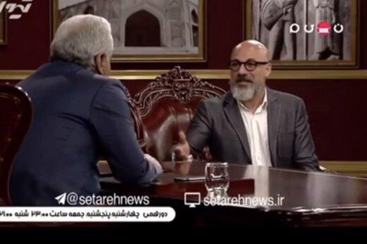 ببینید | تست بازیگری جالب مهران مدیری از امیر آقایی