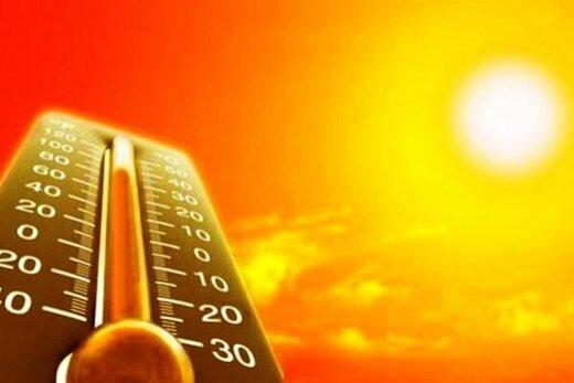 گرمای هوا در سواحل خزر؛ گرد و خاک در ساحل دریای عمان