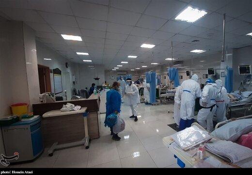 بیمارستان میلاد از طریق واتساپ نوبت ویزیت میدهد
